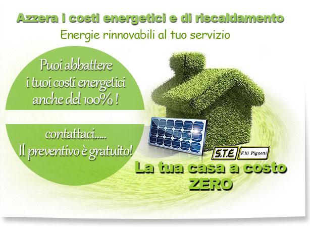Fotovoltaico climatizzazione civitanova marche macerata ste pignotti - Rinnovare casa a costo zero ...
