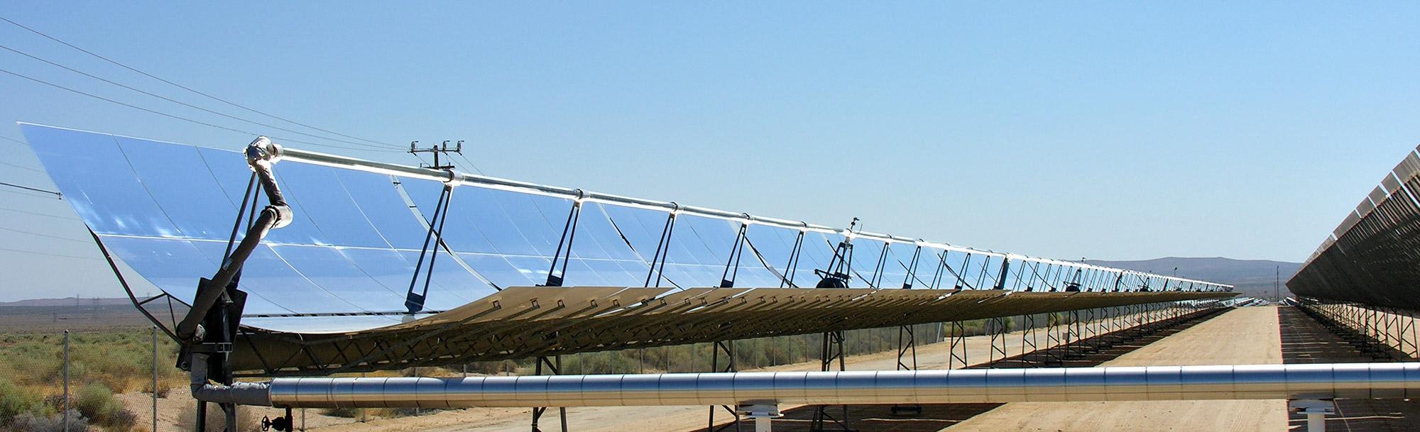 Pannello Solare Termodinamico A Concentrazione : Solare termodinamico a concentrazione