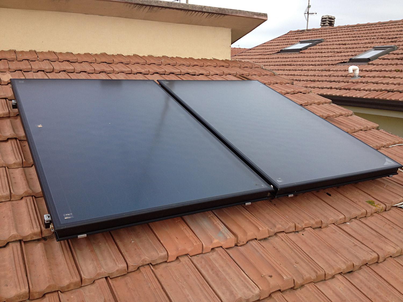 Pannello Solare Termico A Svuotamento : Solare termico macerata installazioni