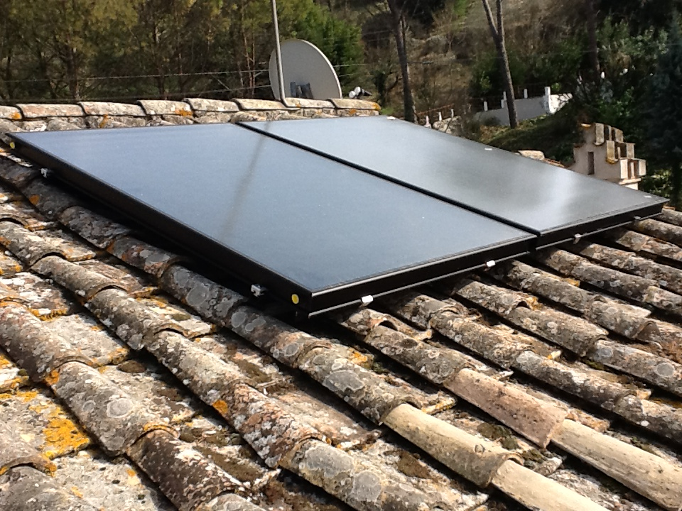 Pannello Solare Termico Rotex : S t e pignotti impianti di climatizzazione installati