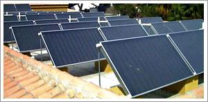 Pannelli solari piani collettori vetrati e non vetrati - Pannelli solari per piscina ...